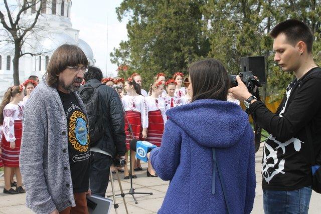 У Кам'янці заклали перший камінь Меморіалу Присязі на вірність Україні, фото-6
