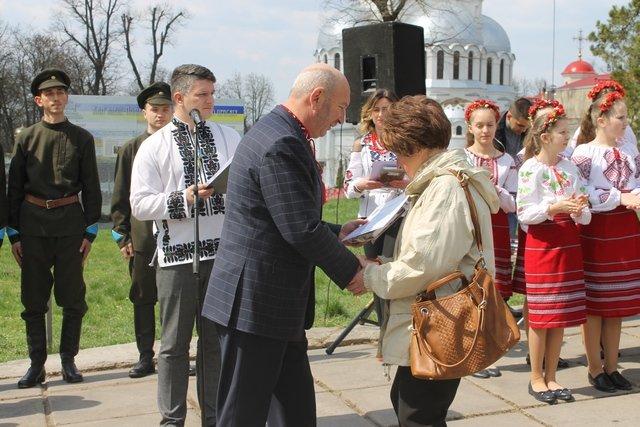 У Кам'янці заклали перший камінь Меморіалу Присязі на вірність Україні, фото-7