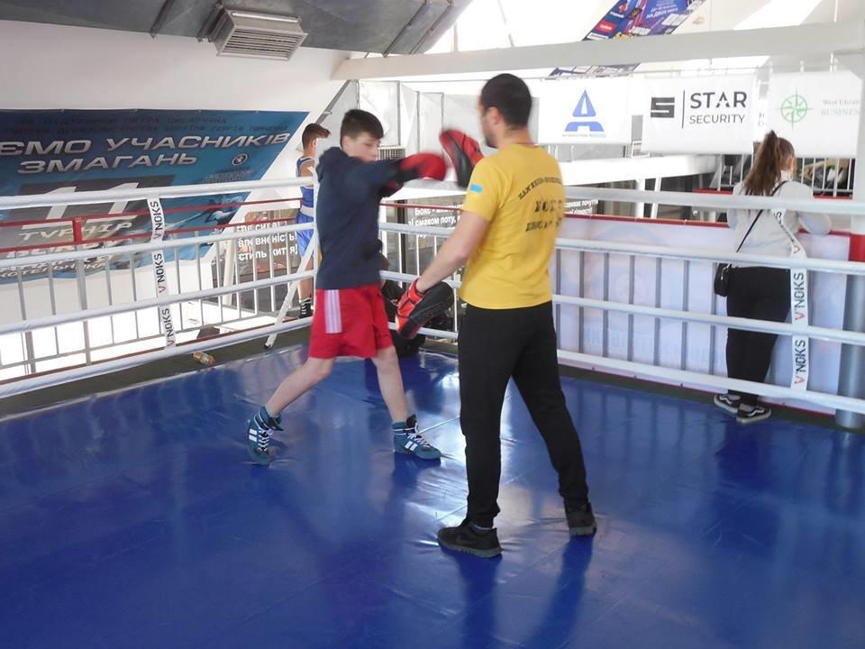 Юні кам'янецькі боксери гідно тримали удар у Львові, фото-2
