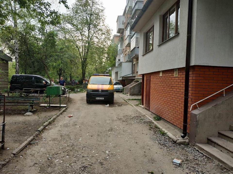 На вулиці Пушкінській у квартирі стався вибух, фото-5