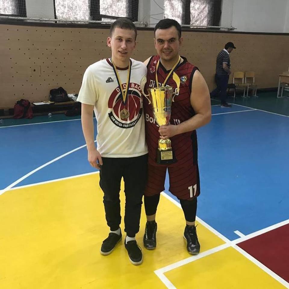 """Кам'янецька баскетбольна команда """"ДіДіБао"""" - чемпіон Першої ліги, фото-2"""