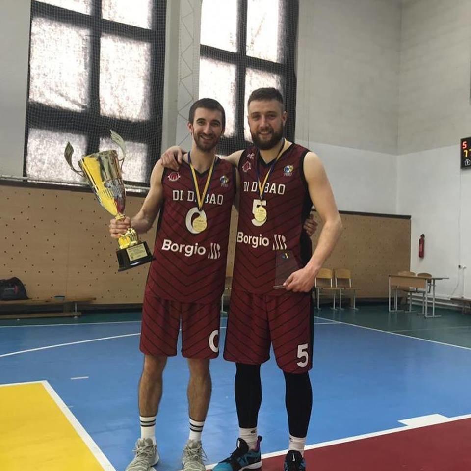 """Кам'янецька баскетбольна команда """"ДіДіБао"""" - чемпіон Першої ліги, фото-4"""