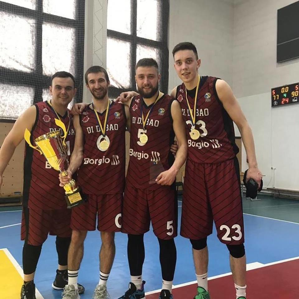 """Кам'янецька баскетбольна команда """"ДіДіБао"""" - чемпіон Першої ліги, фото-6"""
