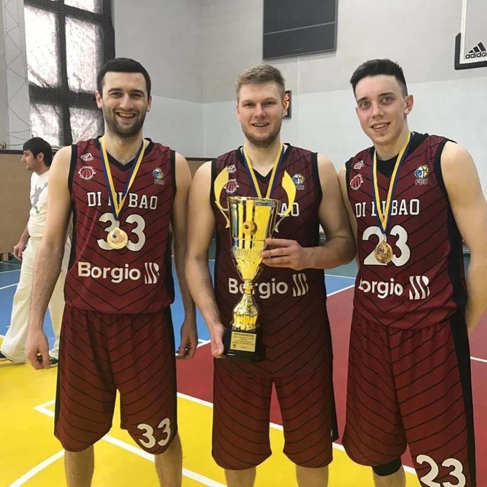 """Кам'янецька баскетбольна команда """"ДіДіБао"""" - чемпіон Першої ліги, фото-5"""
