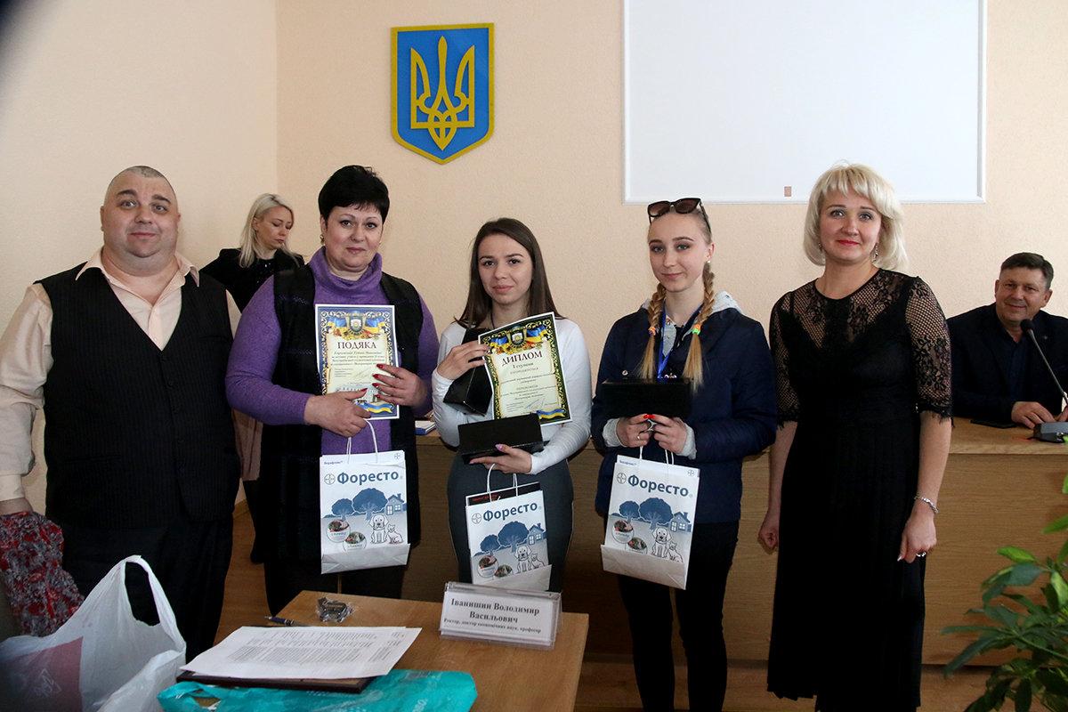 """На базі ПДАТУ пройшла Всеукраїнська студентська олімпіада зі спеціальності """"Ветеринарна медицина"""", фото-6"""