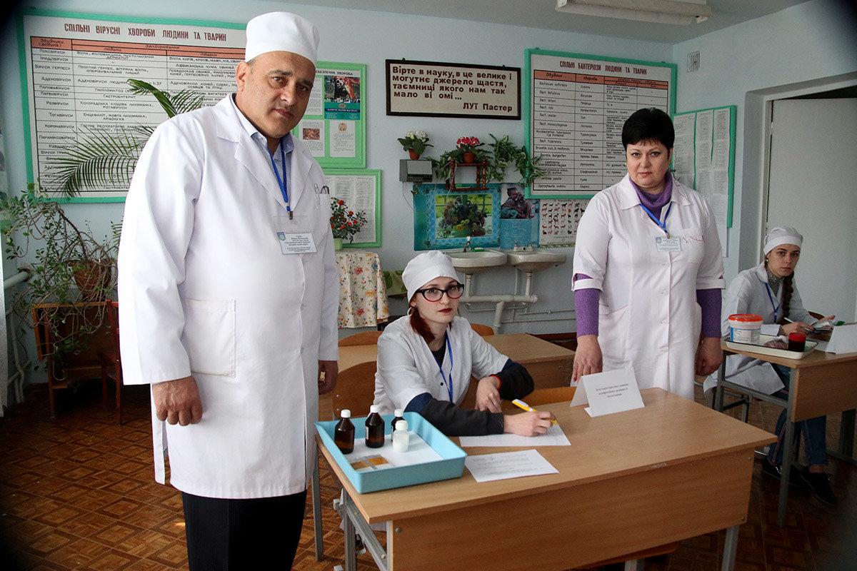 """На базі ПДАТУ пройшла Всеукраїнська студентська олімпіада зі спеціальності """"Ветеринарна медицина"""", фото-3"""