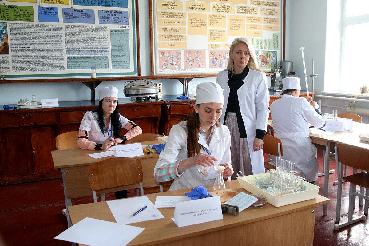 """На базі ПДАТУ пройшла Всеукраїнська студентська олімпіада зі спеціальності """"Ветеринарна медицина"""", фото-4"""