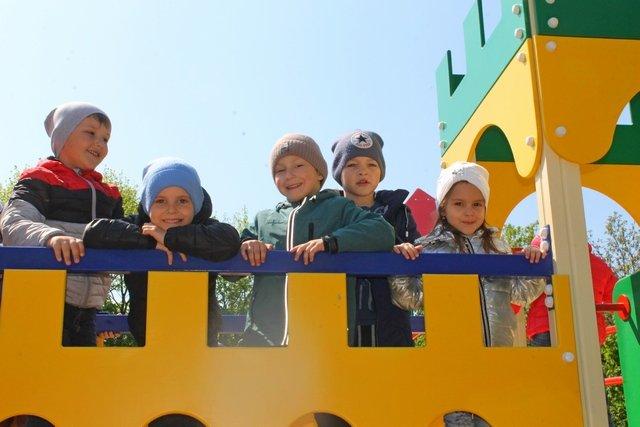 У Кам'янці відкрили спортивний та дитячий майданчики, фото-12