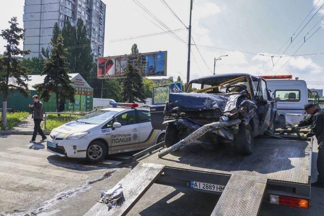 У ДТП в Києві загинули військові із Кам'янця-Подільського, фото-2