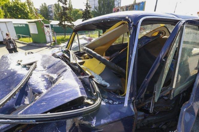 У ДТП в Києві загинули військові із Кам'янця-Подільського, фото-1