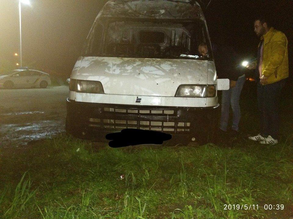 На мікрорайоні Жовтневому підпалили авто, фото-2