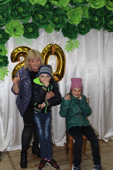 20-річчя відсвяткувала кам'янецька спілка дітей з обмеженими можливостями, фото-3