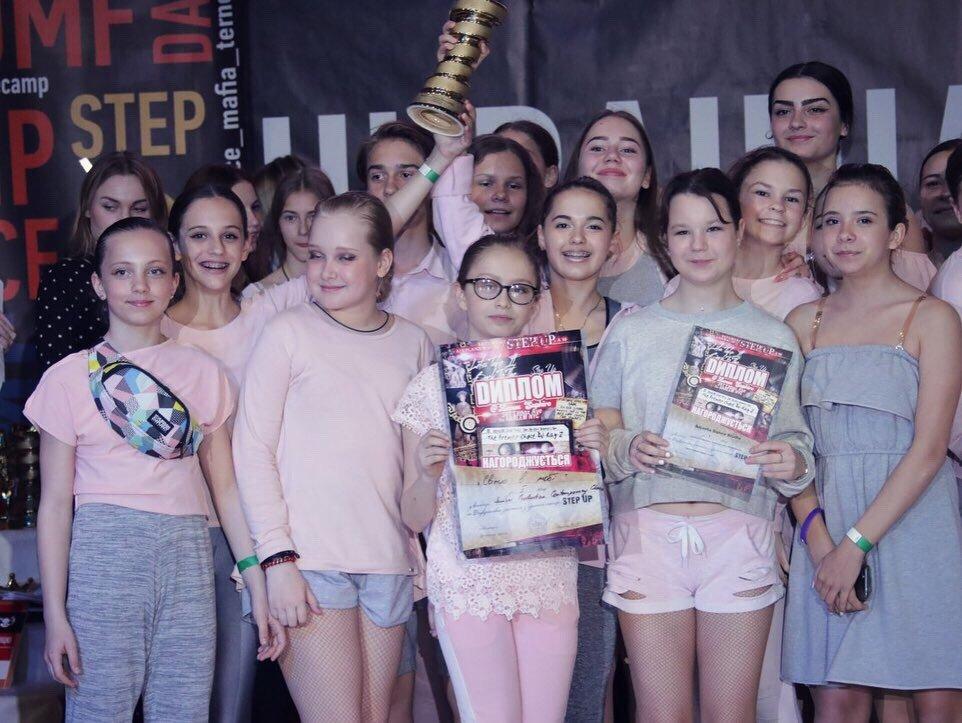 Хореографічна студія із Кам'янця-Подільського стала призером всеукраїнських змагань, фото-1