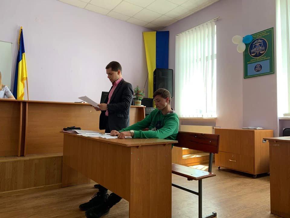 Школярі Кам'янеччини побували на судовому засіданні, фото-6