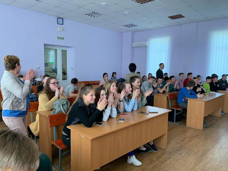 Школярі Кам'янеччини побували на судовому засіданні, фото-7