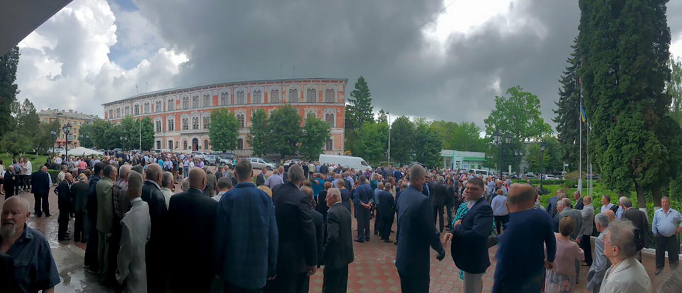 Подільський державний аграрно-технічний університет відзначив своє 100-річчя, фото-1