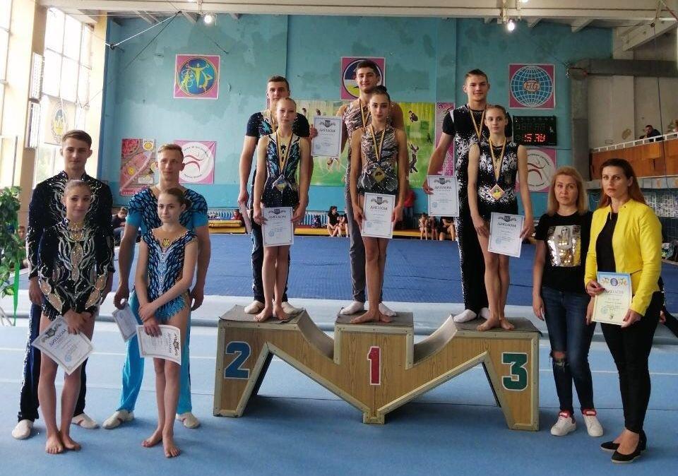 Чемпіонат України зі спортивної акробатики, фото-2, Фото: К-ПНУ ім. І. Огієнка