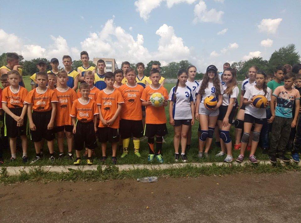 Літні сільські спортивні ігри Хмельницької області , фото-8, Фото: Староушицька ОТГ
