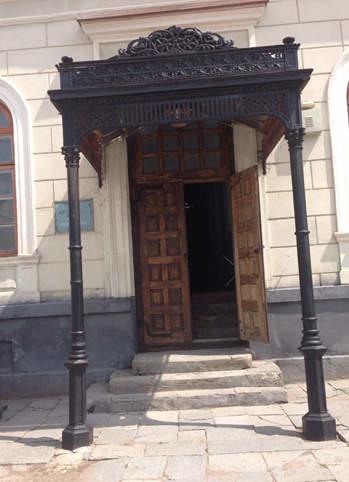 """У Кам'янці реставрують пам'ятку архітектури 19 ст., фото-1, Фото: НІАЗ """"Кам'янець"""""""