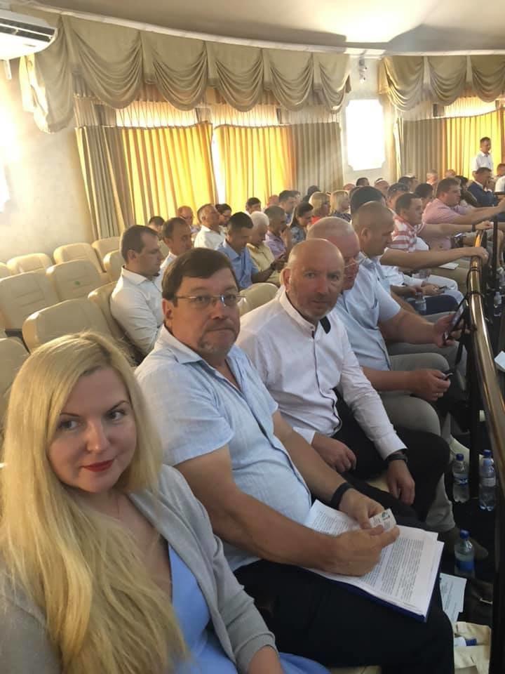 Делегація з Хмельниччини бере участь у XV Українському муніципальному форумі в Одесі, фото-1