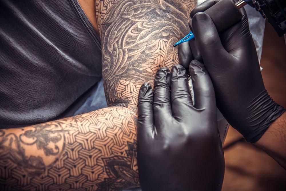 Какой выбрать эскиз для тату рукава?, фото-1