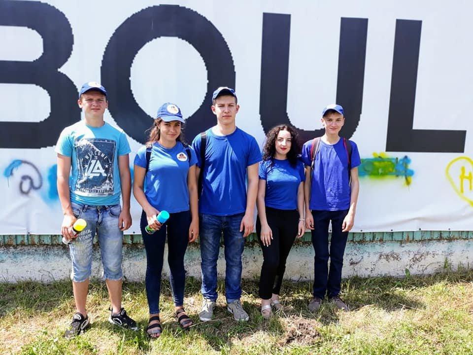 """Молодь Кам'янця-Подільського долучилась до акції """"Стоп наркотик"""", фото-4, Фото: Ювенальна превенція Кам'янця-Подільського"""