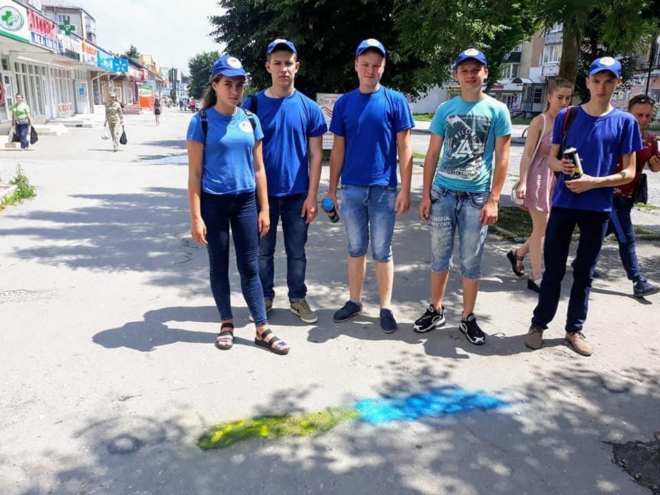 """Молодь Кам'янця-Подільського долучилась до акції """"Стоп наркотик"""", фото-8, Фото: Ювенальна превенція Кам'янця-Подільського"""
