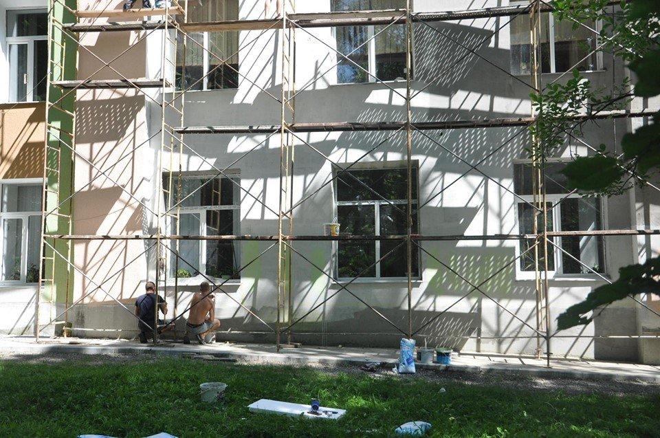 Довжоцька НВК, Фото: Володимир Мельниченко, Фейсбук
