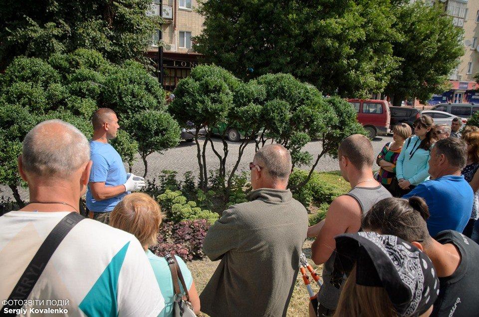 Кам'янецький самшит перетворили на витвір мистецтва, фото-9, Фото: Сергій Коваленко