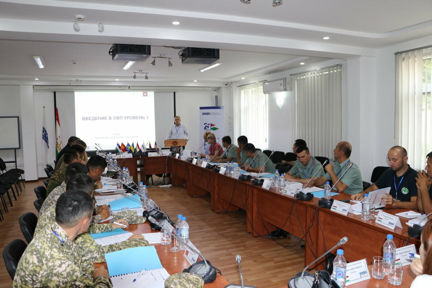 Військовий Центру розмінування пройшов підготовку інструкторів на базі ОБСЄ, фото-4, Фото: Центр розмінування