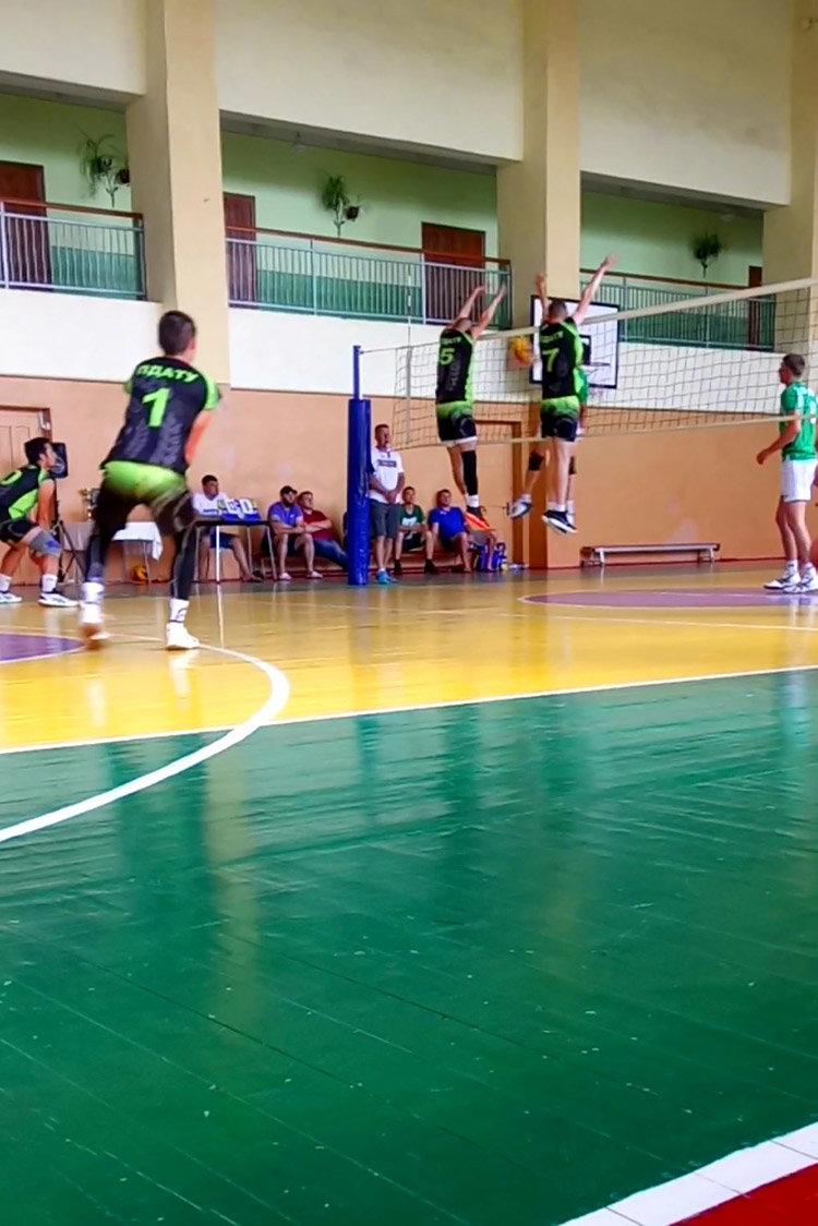 Студенти ПДАТУ призери Міжобласного турніру з волейболу, фото-1, Фото: ПДАТУ