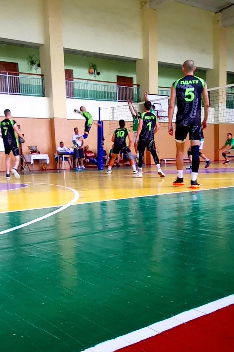 Студенти ПДАТУ призери Міжобласного турніру з волейболу, фото-2, Фото: ПДАТУ