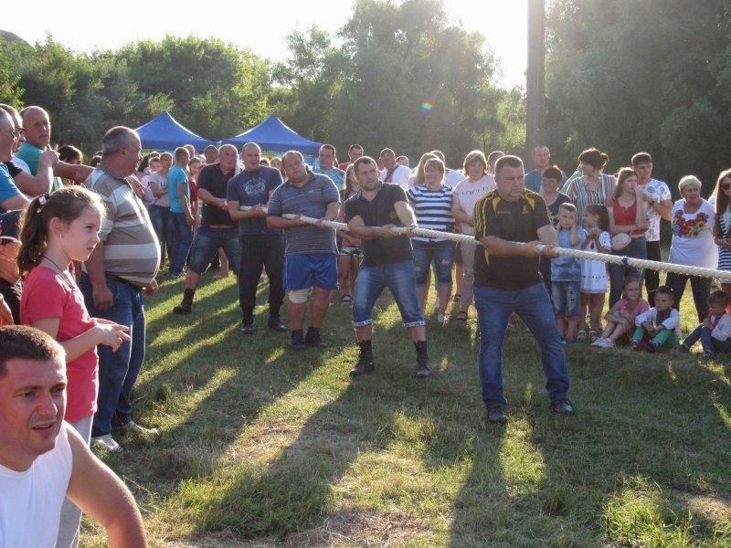 Чемпіонати Гуменецької ОТГ з перетягування канату та гирьового спорту, фото-5, Фото: Гуменецька ОТГ