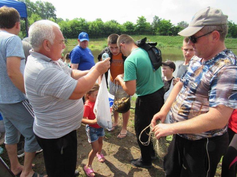 На Кам'янеччині провели конкурс на найкращого рибалку, фото-9, Фото: Гуменецька ОТГ