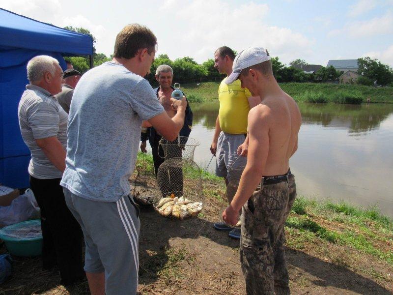 На Кам'янеччині провели конкурс на найкращого рибалку, фото-10, Фото: Гуменецька ОТГ