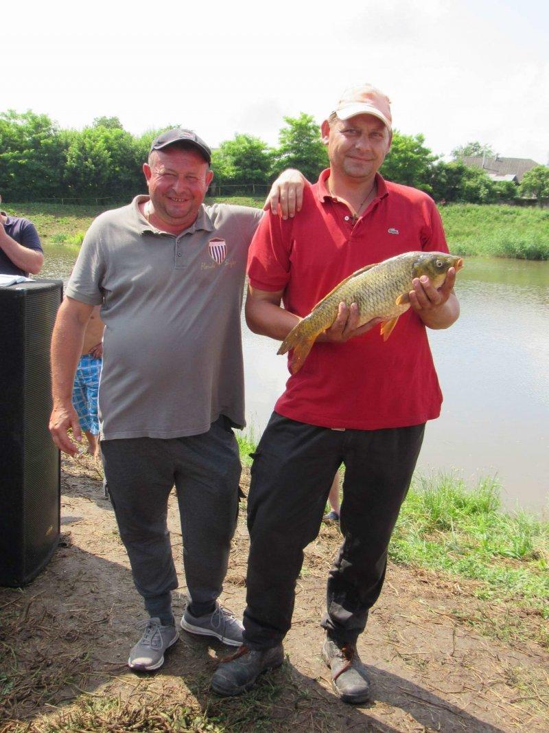На Кам'янеччині провели конкурс на найкращого рибалку, фото-11, Фото: Гуменецька ОТГ