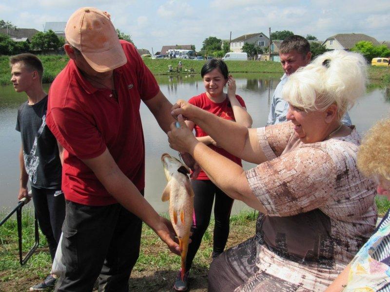 На Кам'янеччині провели конкурс на найкращого рибалку, фото-12, Фото: Гуменецька ОТГ