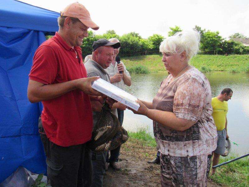 На Кам'янеччині провели конкурс на найкращого рибалку, фото-13, Фото: Гуменецька ОТГ