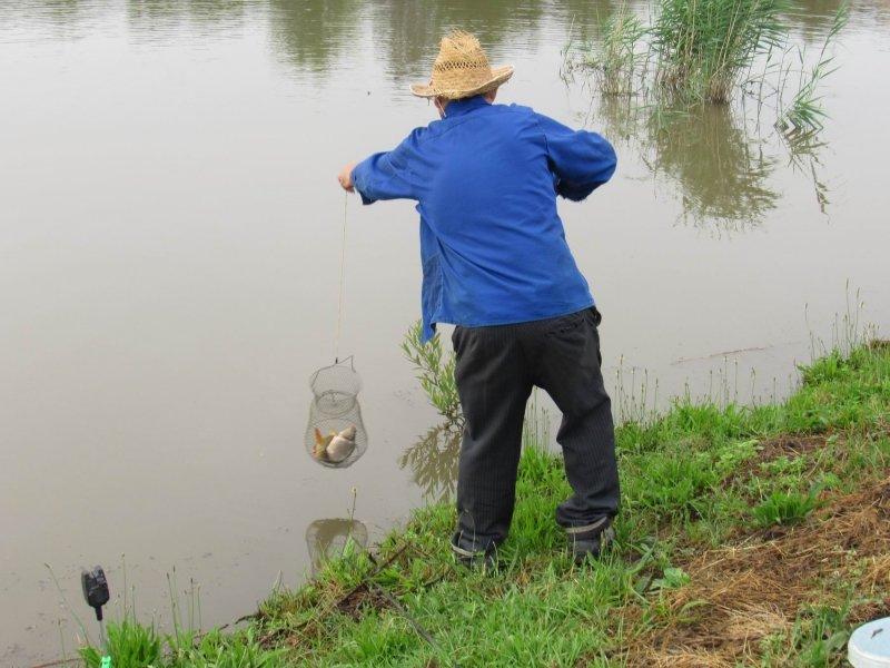 На Кам'янеччині провели конкурс на найкращого рибалку, фото-1, Фото: Гуменецька ОТГ