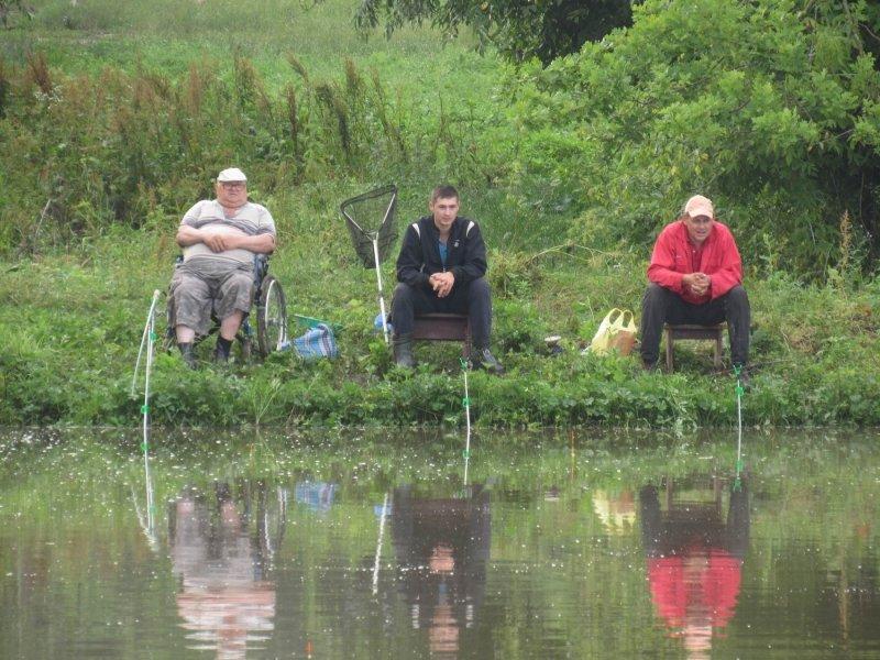 На Кам'янеччині провели конкурс на найкращого рибалку, фото-2, Фото: Гуменецька ОТГ