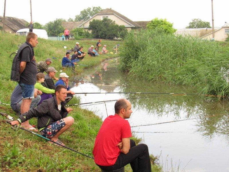 На Кам'янеччині провели конкурс на найкращого рибалку, фото-5, Фото: Гуменецька ОТГ
