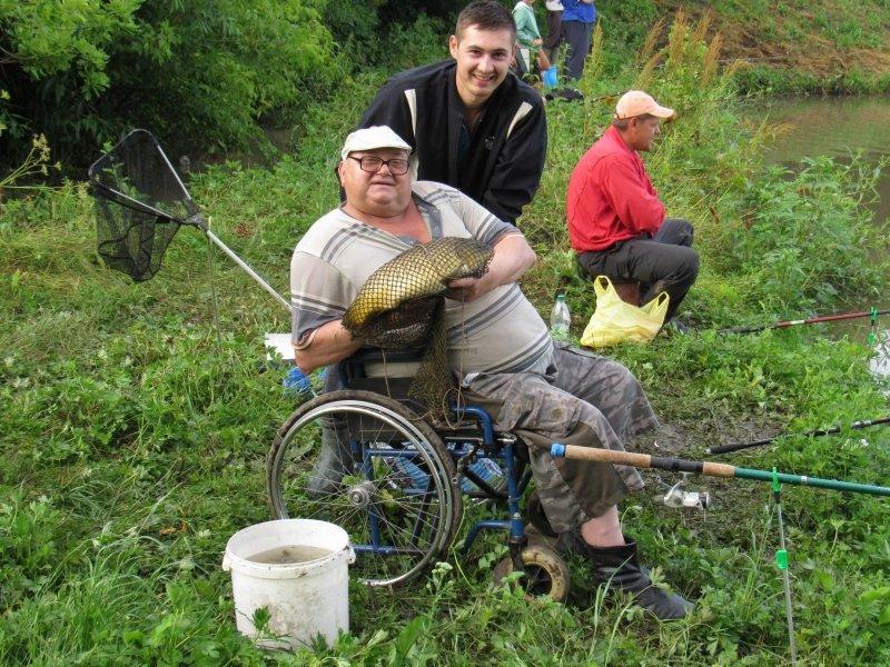 На Кам'янеччині провели конкурс на найкращого рибалку, фото-7, Фото: Гуменецька ОТГ