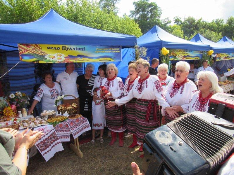 Вперше у селі Голосків відбулось грандіозне святкування Івана Купала, фото-10, Фото: Гуменецька ОТГ