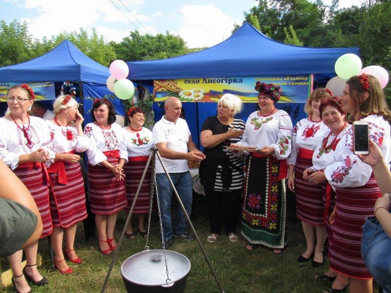 Вперше у селі Голосків відбулось грандіозне святкування Івана Купала, фото-11, Фото: Гуменецька ОТГ