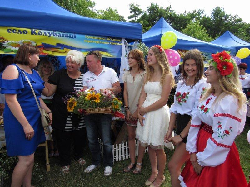 Вперше у селі Голосків відбулось грандіозне святкування Івана Купала, фото-12, Фото: Гуменецька ОТГ