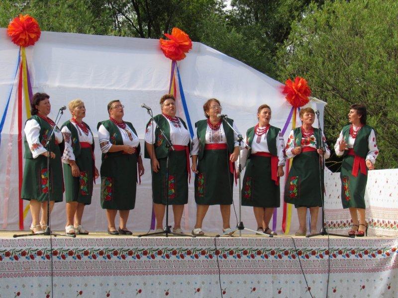 Вперше у селі Голосків відбулось грандіозне святкування Івана Купала, фото-13, Фото: Гуменецька ОТГ