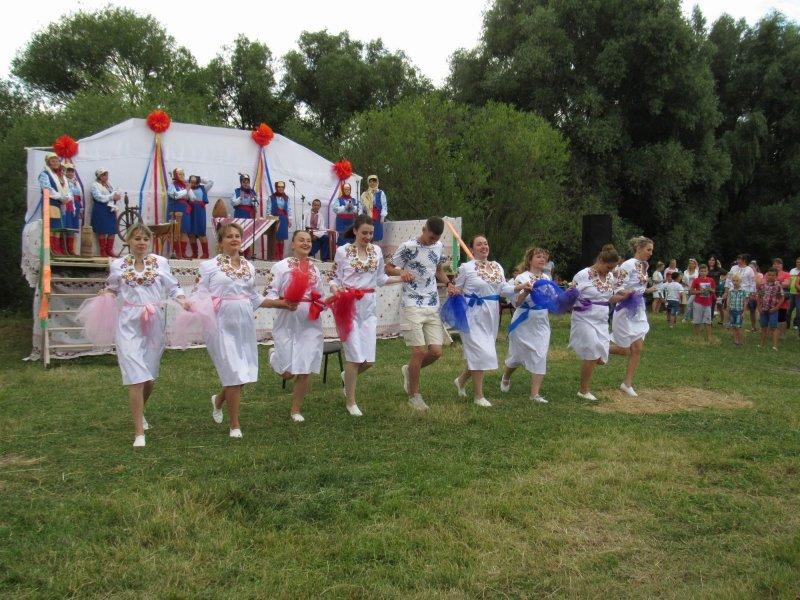 Вперше у селі Голосків відбулось грандіозне святкування Івана Купала, фото-15, Фото: Гуменецька ОТГ