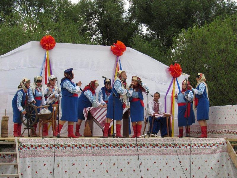 Вперше у селі Голосків відбулось грандіозне святкування Івана Купала, фото-16, Фото: Гуменецька ОТГ