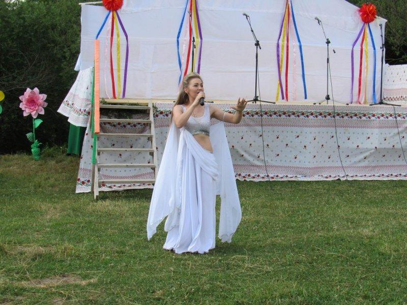 Вперше у селі Голосків відбулось грандіозне святкування Івана Купала, фото-3, Фото: Гуменецька ОТГ