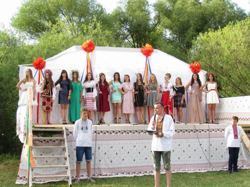Вперше у селі Голосків відбулось грандіозне святкування Івана Купала, фото-17, Фото: Гуменецька ОТГ